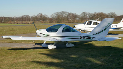 A picture of DMCDG - TL Ultralight TL2000 Sting S4 - [] - © Herb Hunter