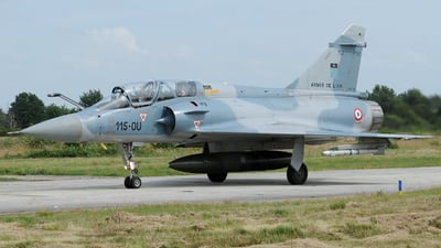 512 - Dassault Mirage 2000B - France - Air Force