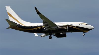9H-GGG - Boeing 737-7Z5(BBJ) - Jet Aviation Flight Services