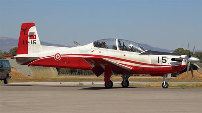 11-15 - KAI KT-1 Woong-Bee - Turkey - Air Force