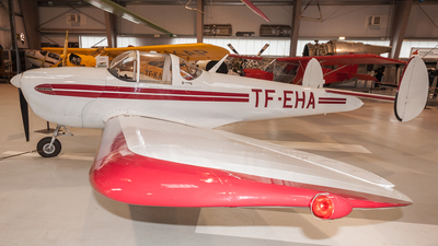 TF-EHA - Erco 415C Ercoupe - Private