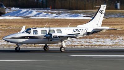 N6077T - Piper PA-60-601P Aerostar - Private