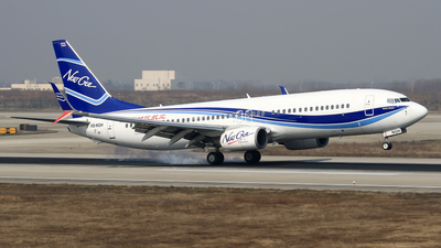 HS-NGH - Boeing 737-86N - NewGen Airways