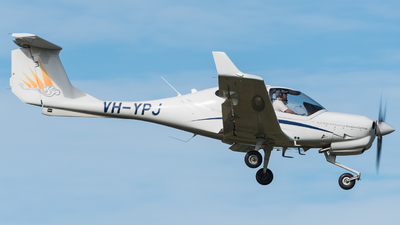 VH-YPJ - Diamond DA-40NG Diamond Star - Australian International Aviation College