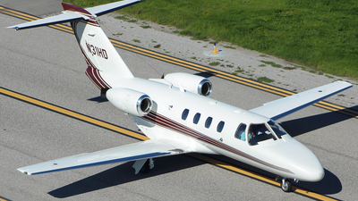 N31HD - Cessna 525 Citation CJ1 - Private