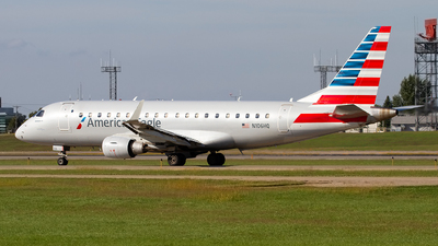 A picture of N106HQ - Embraer E175LR - American Airlines - © Jeremy D. Dando