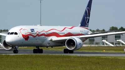 SP-LSC - Boeing 787-9 Dreamliner - LOT Polish Airlines