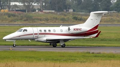 A picture of N38VC - Embraer Phenom 300 - [50500038] - © Rene Bernardo Olmos Bernal
