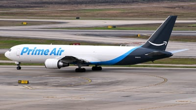 N1409A - Boeing 767-306(ER)(BCF) - Amazon Prime Air (Atlas Air)
