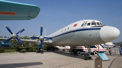 232 - Ilyushin IL-18V - China - Air Force