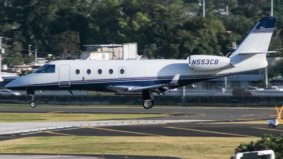 N553CB - Gulfstream G150 - Private