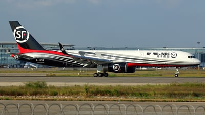 B-1252 - Boeing 757-223(PCF) - SF Airlines