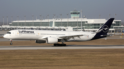 A picture of DAIXA - Airbus A350941 - Lufthansa - © Stefan Mayer