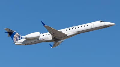 A picture of N11191 - Embraer ERJ145XR - United Airlines - © Yixin Chen