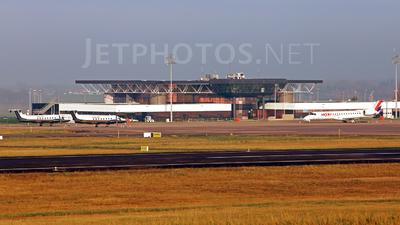 LFJL - Airport - Ramp