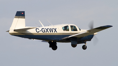 A picture of CGXWX -  - [] - © Jeremy D. Dando