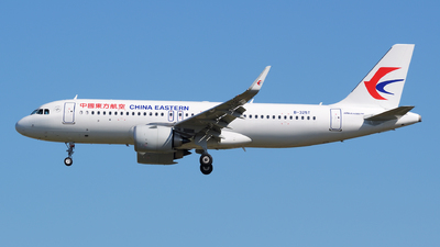 B-325T - Airbus A320-251N - China Eastern Airlines
