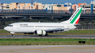 LZ-BOW - Boeing 737-330 - Air Italy