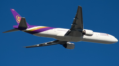 HS-TKC - Boeing 777-3D7 - Thai Airways International