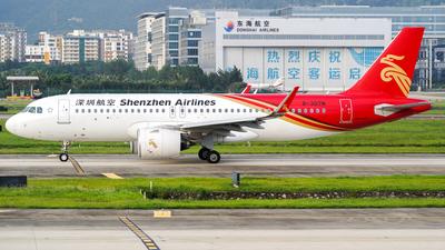 B-307M - Airbus A320-271N - Shenzhen Airlines