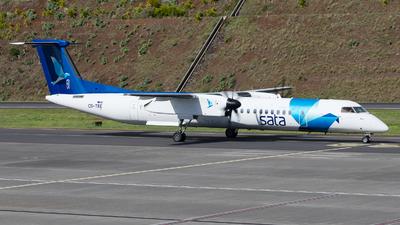 CS-TRE - Bombardier Dash 8-Q402 - SATA Air Açores