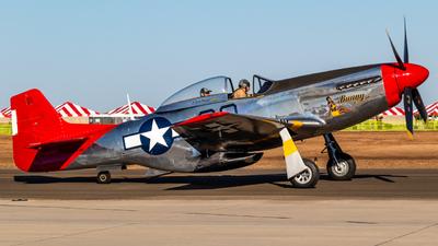NL151BP - North American P-51D Mustang - Private