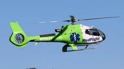 N130JV - Airbus Helicopters H130 T2 - MedFlight