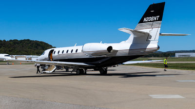 N206NT - Cessna 680 Citation Sovereign - Private
