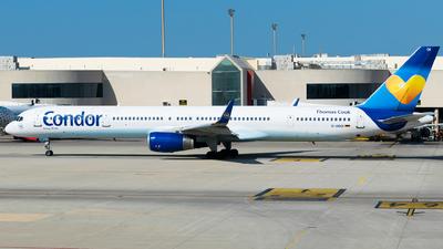 D-ABOI - Boeing 757-330 - Condor - Flightradar24