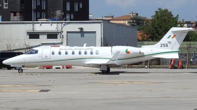 258 - Bombardier Learjet 45 - Ireland - Air Corps