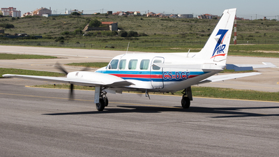 CS-DCF - Piper PA-31-350 Chieftain - Grupo 7 Air