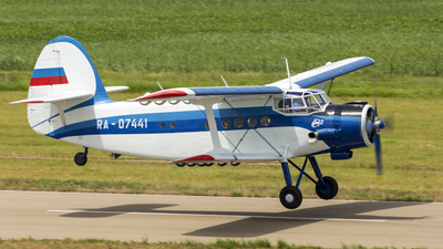 RA-07441 - PZL-Mielec An-2 - Private