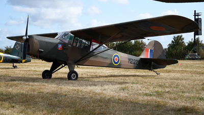 F-PAGD - Auster J1 - Private