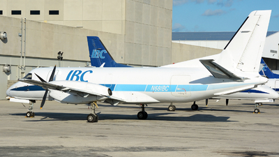 N681BC - Saab 340A(F) - IBC Airways