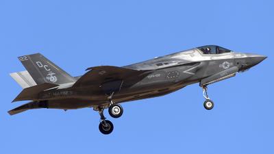 169165 - Lockheed Martin F-35B Lightning II - United States - US Marine Corps (USMC)