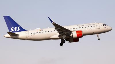 A picture of SEDYC - Airbus A320251N - SAS - © Fabrizio Gandolfo