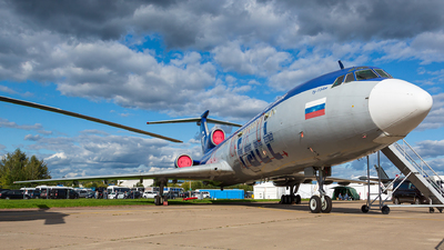 RA-85317 - Tupolev Tu-154M - Russia - Gromov Flight Research Institute