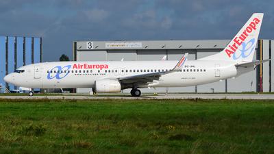 EC-JHL - Boeing 737-85P - Air Europa
