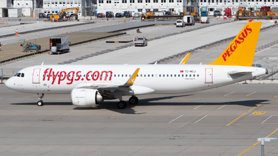 A picture of TCNCJ - Airbus A320251N - Pegasus Airlines - © Tim Donell