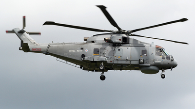ZH826 - Agusta-Westland Merlin HM.2 - United Kingdom - Royal Navy
