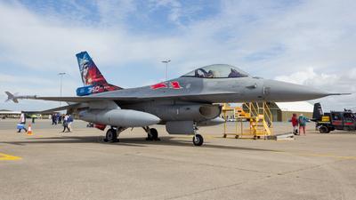 FA-86 - General Dynamics F-16AM Fighting Falcon - Belgium - Air Force