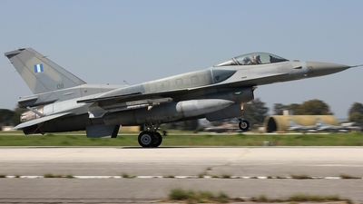 011 - Lockheed Martin F-16C Fighting Falcon - Greece - Air Force