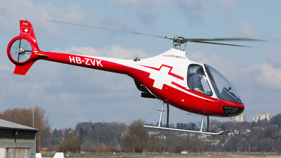 HB-ZVK - Hélicoptères Guimbal Cabri G2 - Swiss Helicopter AG