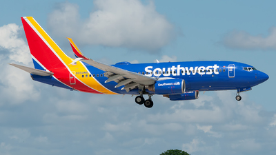 N959WN - Boeing 737-7H4 - Southwest Airlines