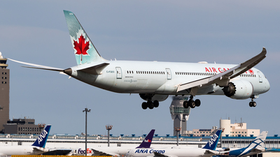 A picture of CFGEO - Boeing 7879 Dreamliner - Air Canada - © H.Hayashi