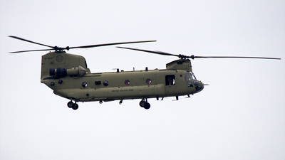 13-08437 - Boeing CH-47F Chinook - United States - US Army