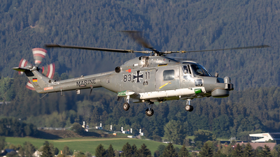 83-11 - Westland Super Lynx Mk.88A - Germany - Navy