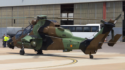 HA.28-17 - Eurocopter EC 665 Tiger HAD - Spain - Army