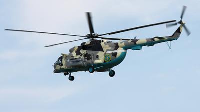 21 - Mil Mi-171Sh Baikal - Kazakhstan - Border Guard