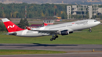 VP-BYV - Airbus A330-223 - Nordwind Airlines
